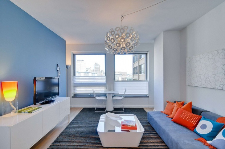 Small Modern Living Room  18 Small Living Room Designs Ideas