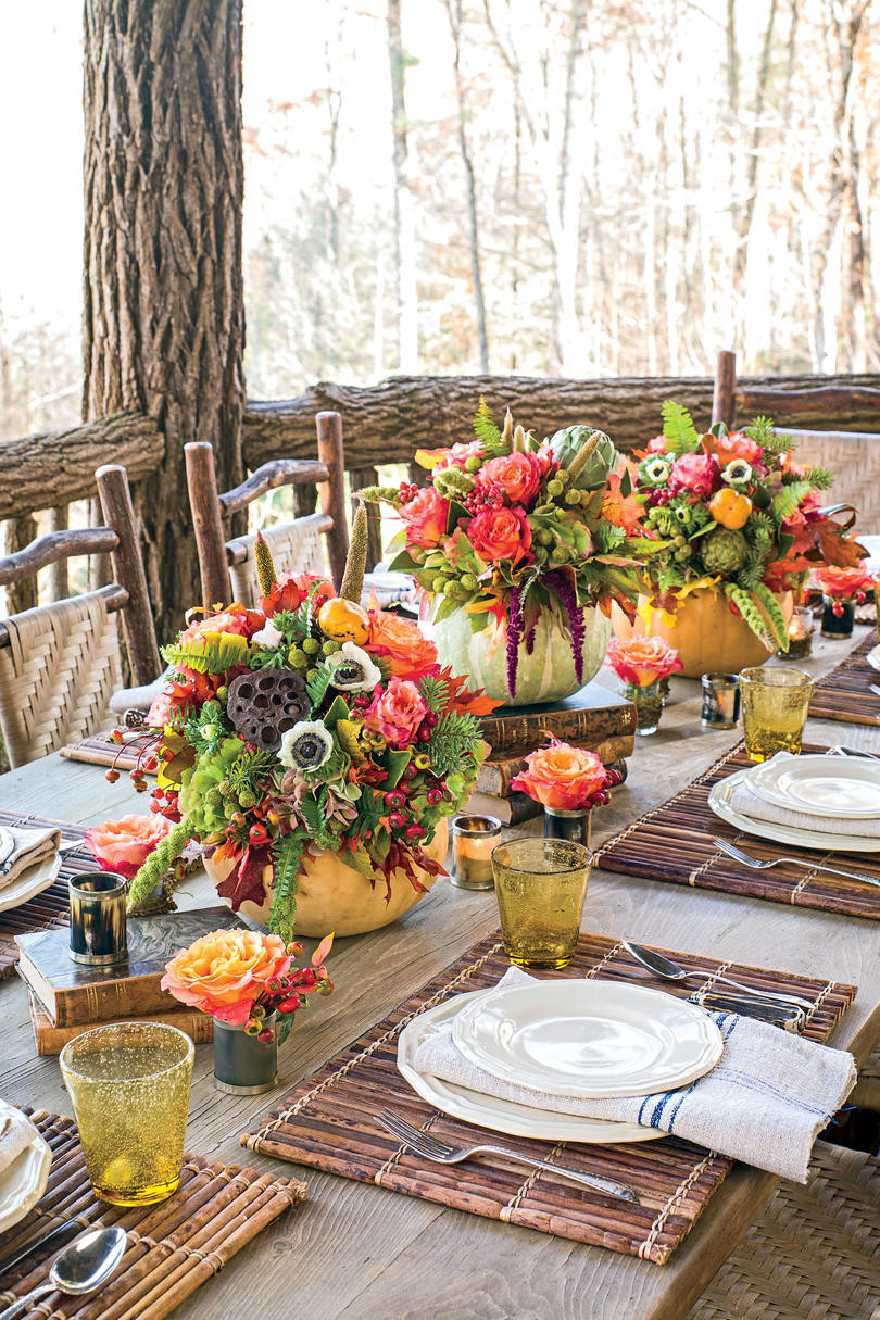 Southern Living Home Decor Party Luxury Fall Table Decorations that Will Be the Hit Of Your Party