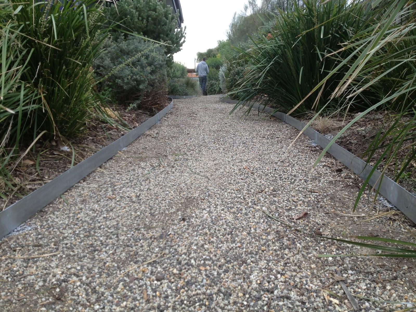 Steel Landscape Edging  Scorpio Landscaping Geelong Scorpio Landscaping Geelong
