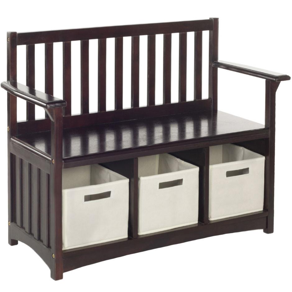 Storage Bench Kids  Kids Storage Bench in Kids Furniture