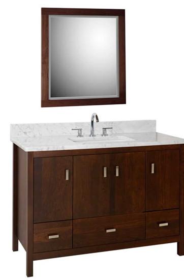 Strasser Bathroom Vanities  Strasser Woodenworks Bathroom Vanities Abode