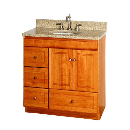 Strasser Bathroom Vanities  Strasser Woodenworks Ultraline 30 Inch Bathroom Vanity