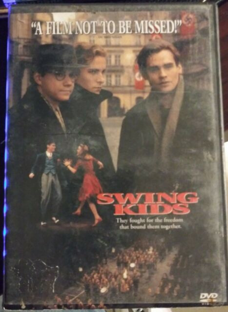 Swing Kids Thomas  Swing Kids DVD Thomas Carter DIR 1993