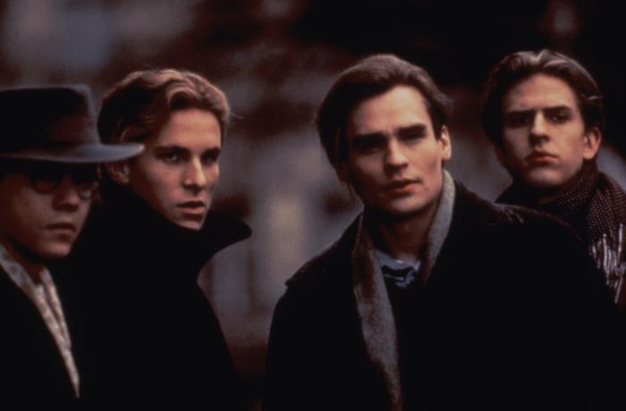 Swing Kids Thomas  christianbalefanatic — Christian Bale as Thomas Berger in