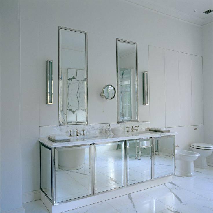 Tall Bathroom Mirror Fresh 15 Best Collection Of Tall Bathroom Mirrors