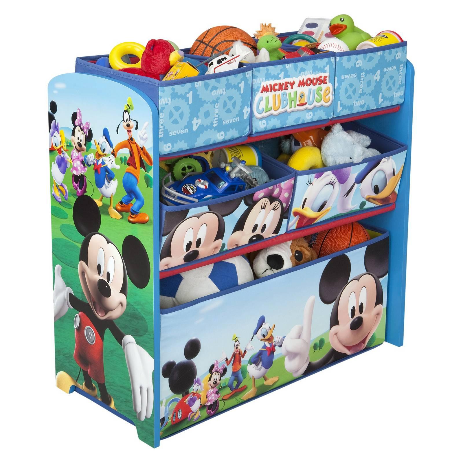 Target Kids Storage  Delta Children Multi Bin Toy Organizer