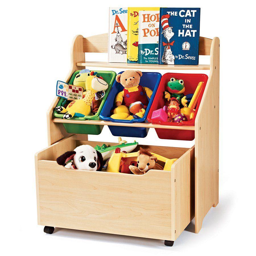 Target Kids Storage  Tot Tutors Primary Wood Storage Unit