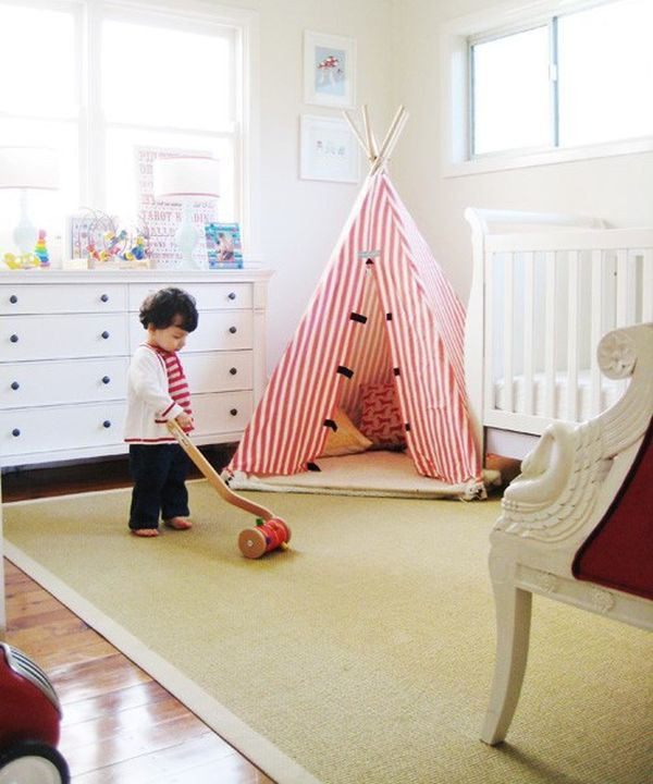 Tent For Kids Room  25 Cool Tent Design Ideas For Kids Room