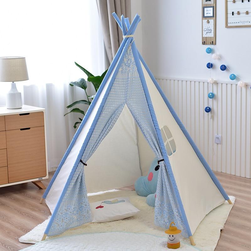 Tent For Kids Room  YARD Hot Sale Indian Wood Tent for Kids Children Room