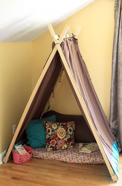 Tent For Kids Room  22 Kids Tent Ideas for Children Bedroom Designs and