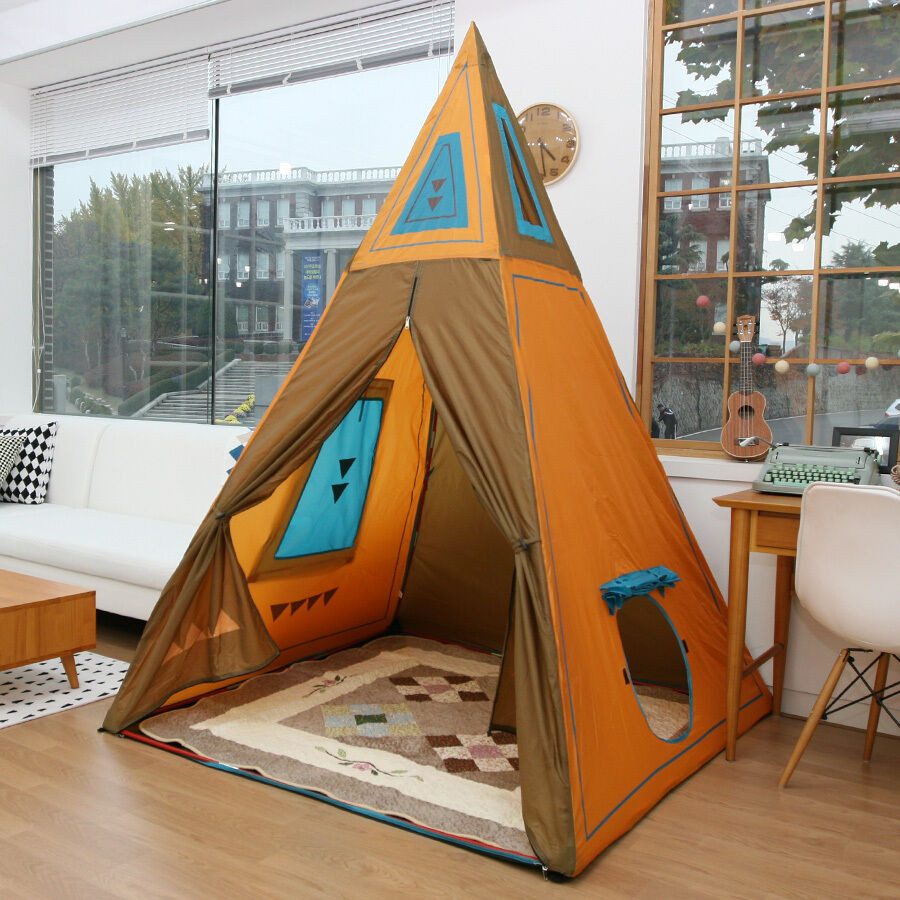 Tent For Kids Room  Children s Room Play Tent Indian House Tent Big Size