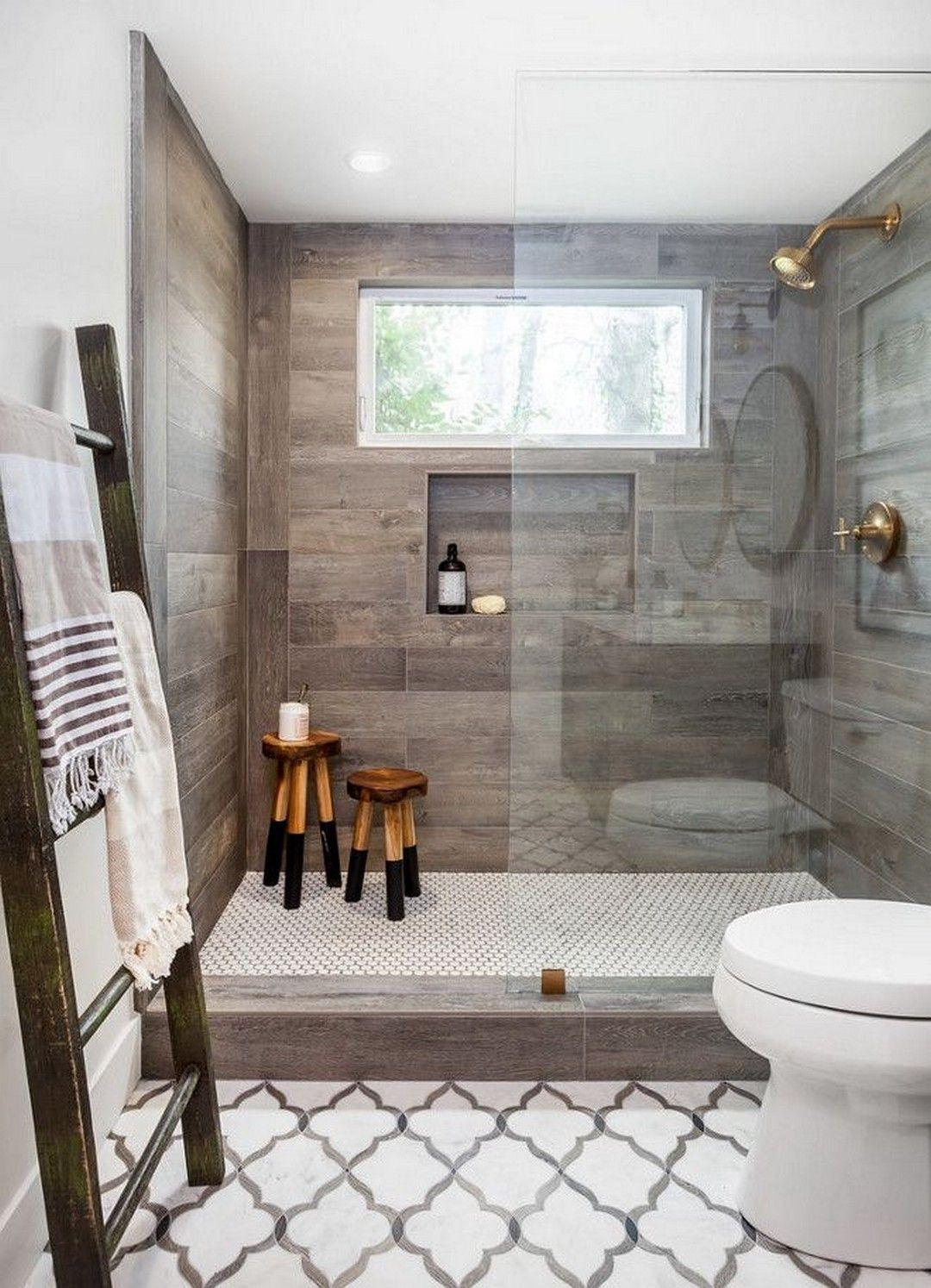 Tile Bathroom Showers Unique 15 Wood Tile Showers for Your Bathroom