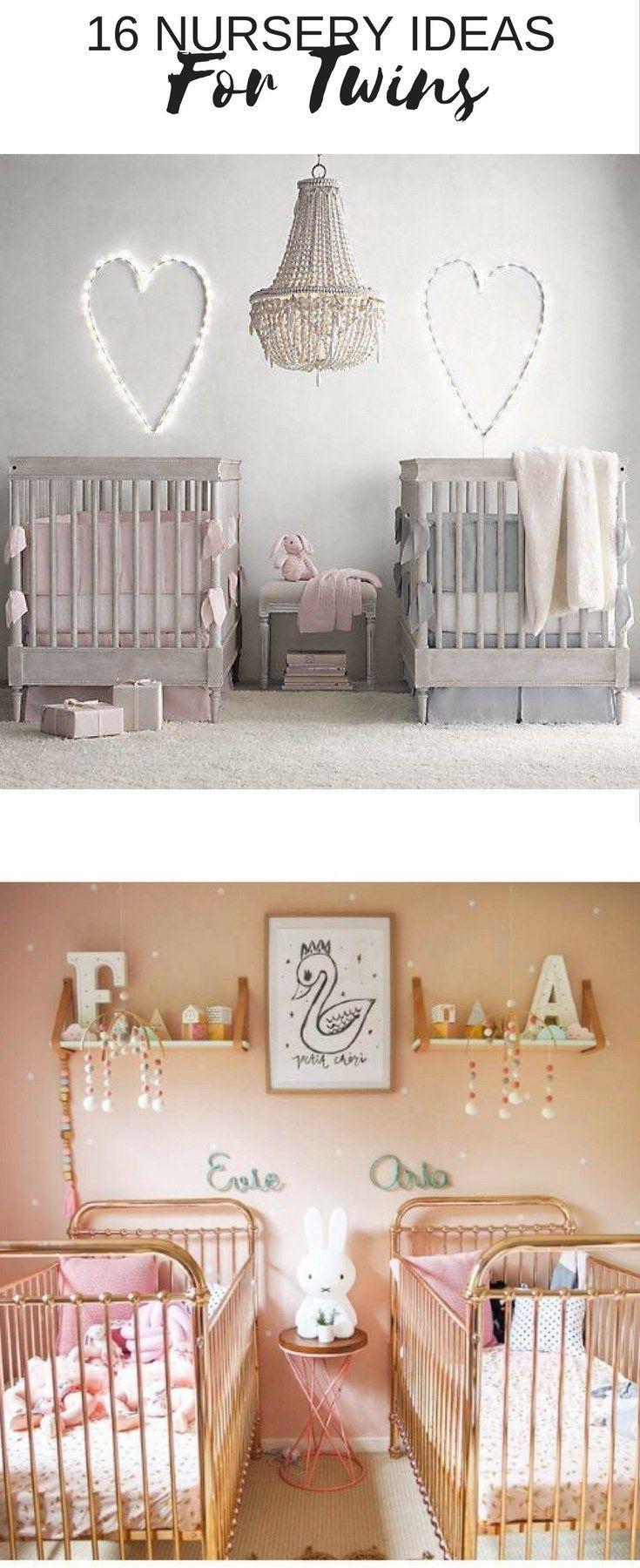 Twins Baby Room Decorating Ideas  17 Gorgeous Twin Nursery Ideas