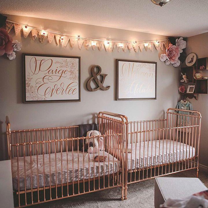 Twins Baby Room Decorating Ideas  18 Inspiring Twin Nursery Ideas