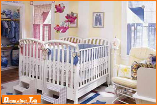 Twins Baby Room Decorating Ideas  kids Room Ideas Home Decoration Ideas