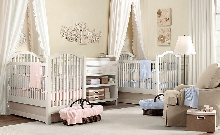 Twins Baby Room Decorating Ideas  Wel e Your Baby With These Baby Room Ideas MidCityEast