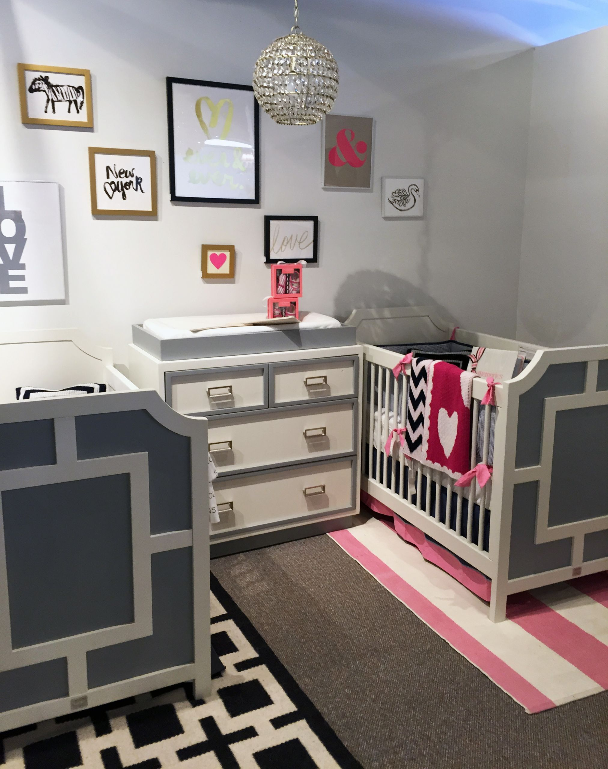 Twins Baby Room Decorating Ideas Lovely Tips for Decorating for Twins Project Nursery