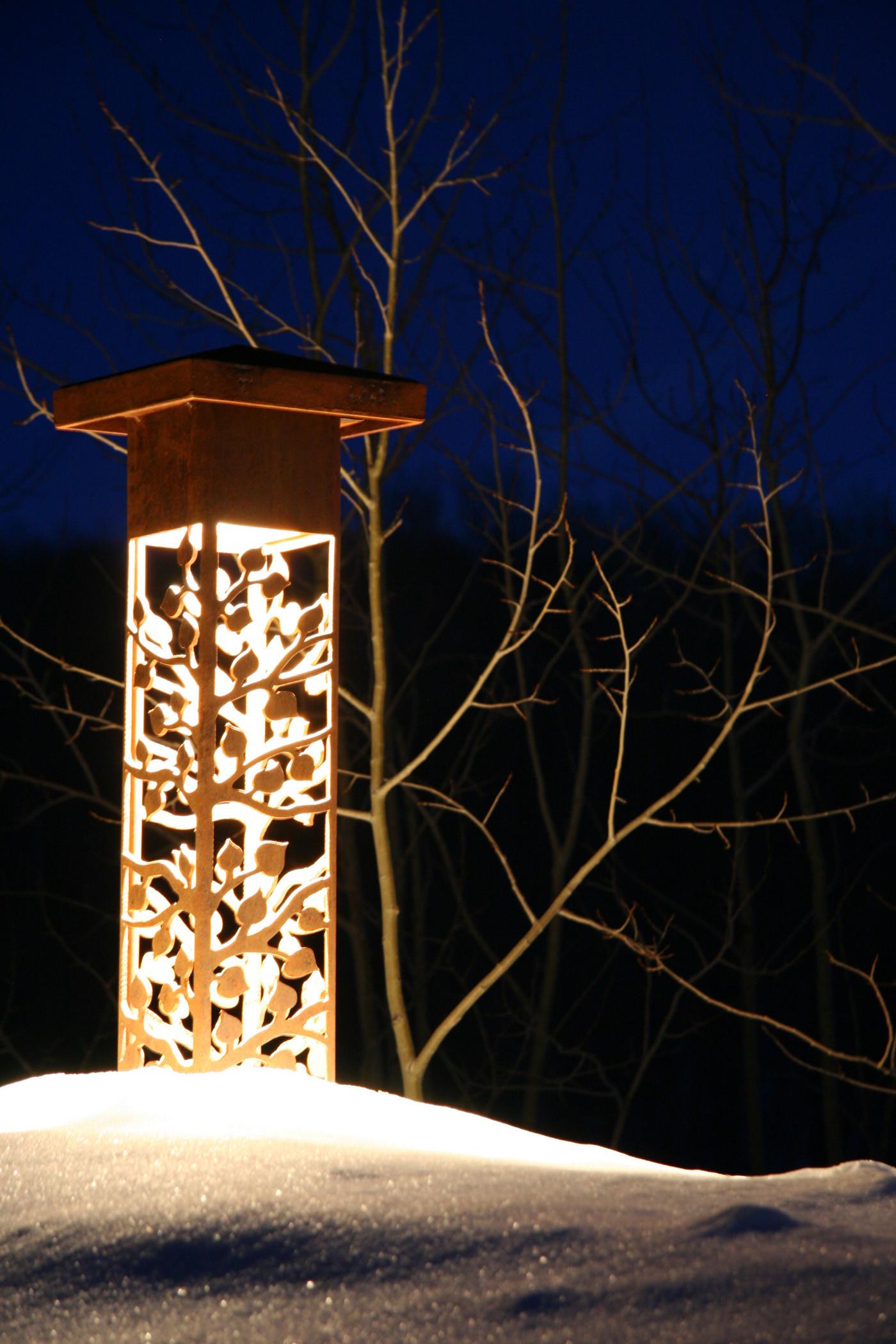 Unique Landscape Lighting Best Of 100 Best Ideas About Unique Outdoor Lighting theydesign