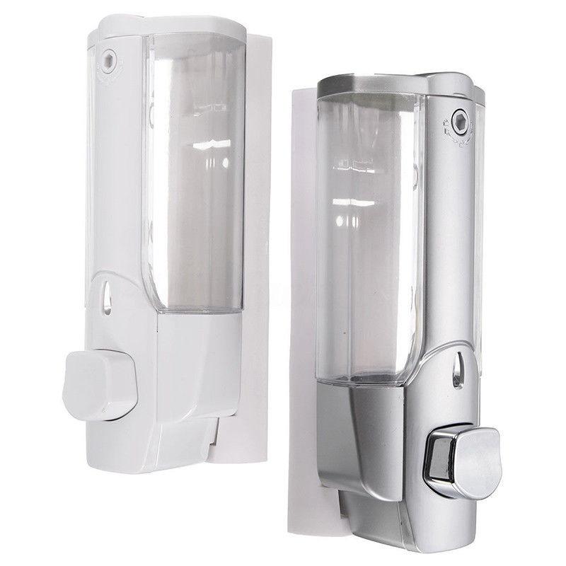 Wall Mounted Bathroom Soap Dispenser  Aliexpress Buy 350ml Liquid Soap Dispenser Wall