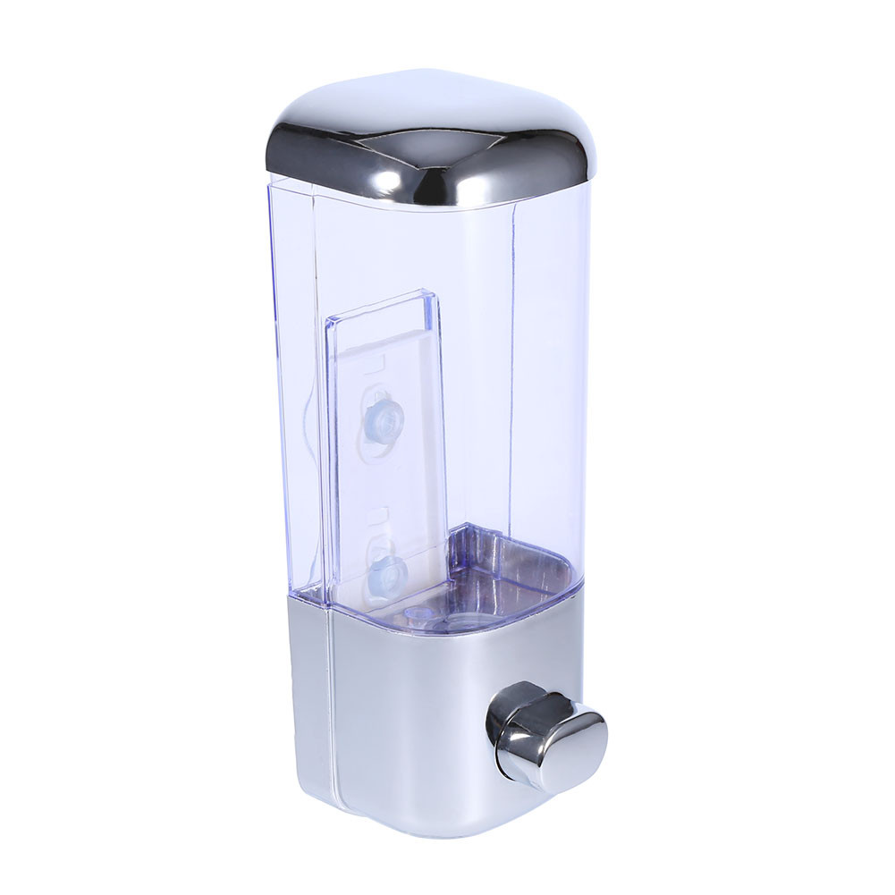 Wall Mounted Bathroom Soap Dispenser  500ml Wall Mount Soap Dispenser Bathroom Shower Lotion