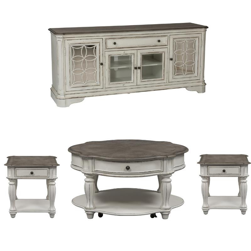 Walmart Living Room Table Sets  4 Piece Living Room Coffee Table with TV Stand and Set of