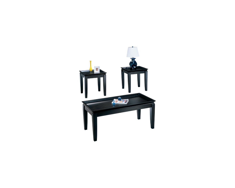 Walmart Living Room Table Sets  Signature Design by Ashley Delormy Living Room Table Set