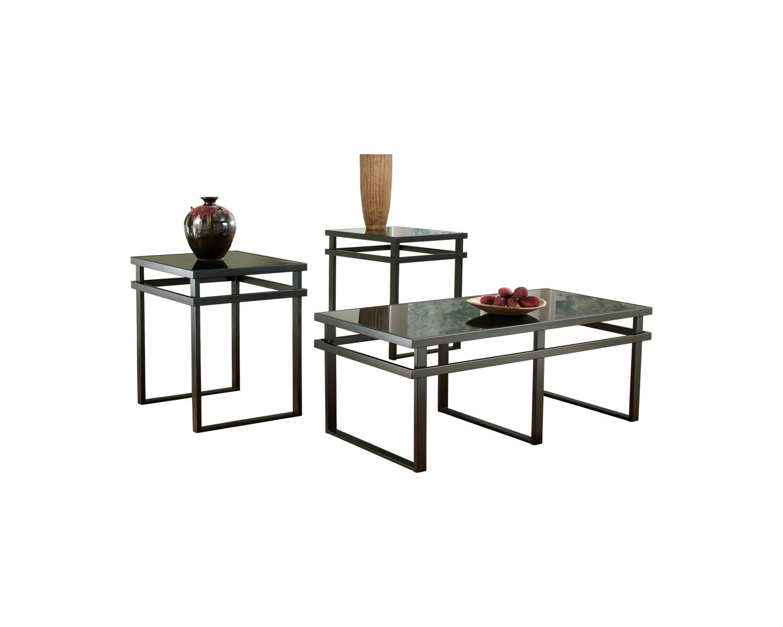 Walmart Living Room Table Sets  Signature Design by Ashley Laney Living Room Table Set