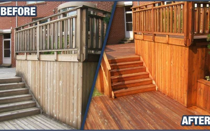 Wood Deck Paint Reviews  Best Wood Deck Stain and Sealer Reviews