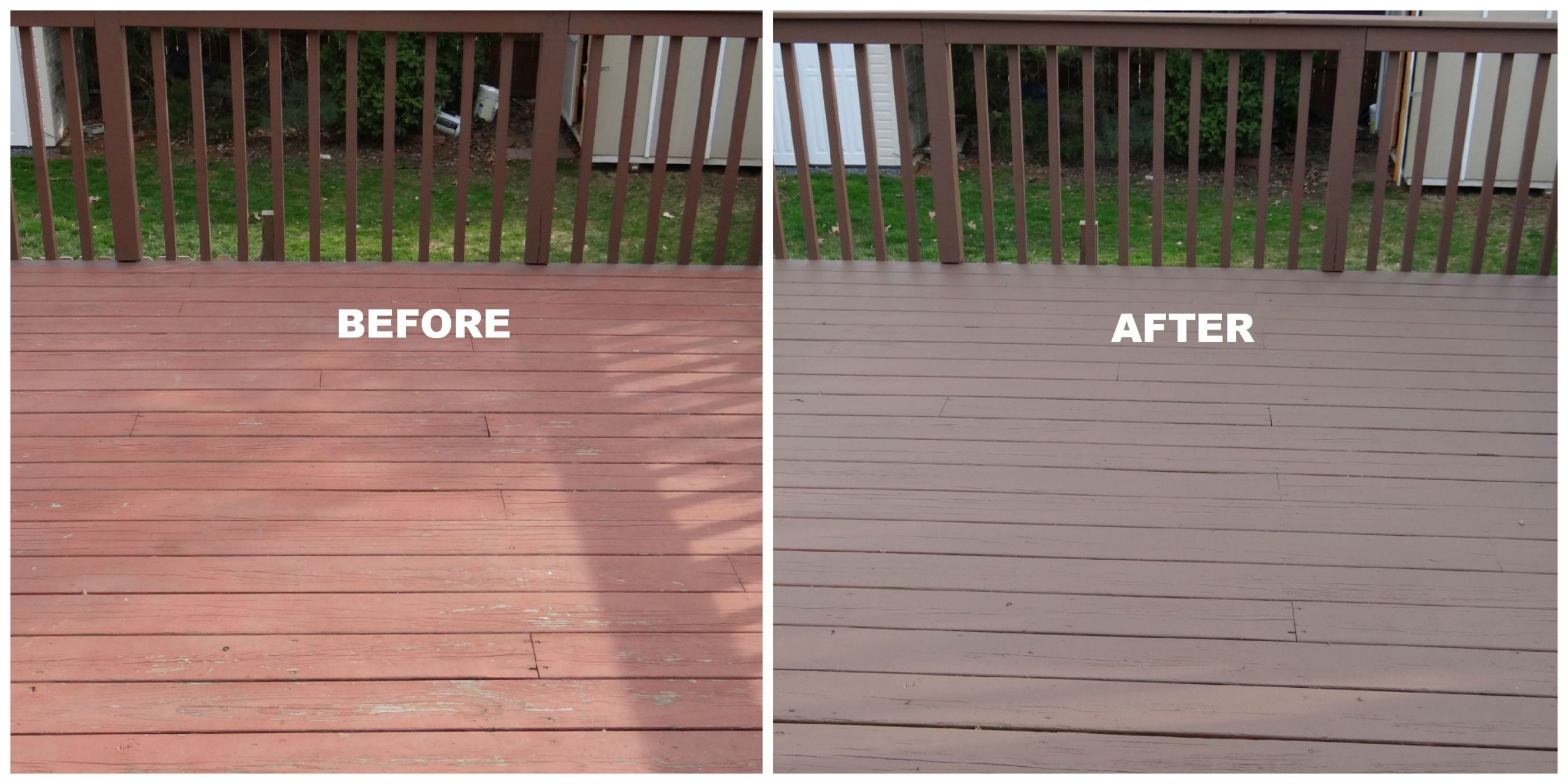 Wood Deck Paint Reviews New 5 Things We Realize From Repainting Deck