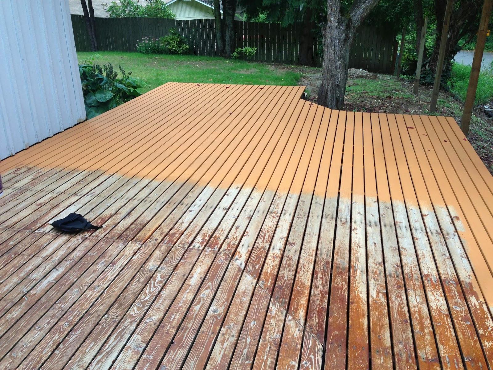 Wood Deck Paint Reviews  Behr Premium Deckover Color Chart