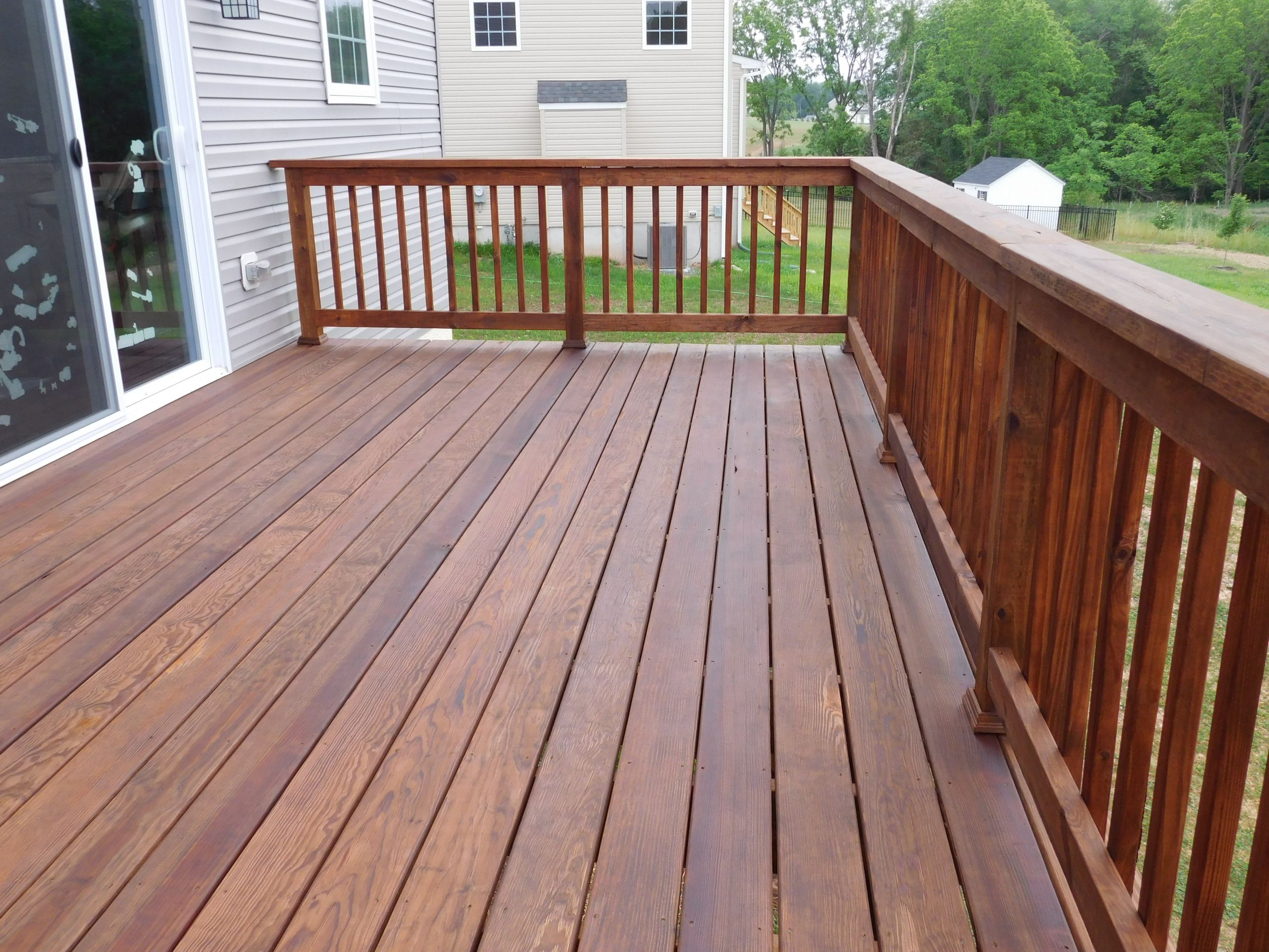 Wood Deck Paint Reviews  Decking Nice Outdoor Home Design With Behr Deck Paint