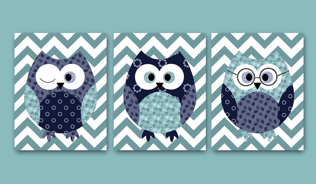 Baby Owls Decor Fresh Kids Wall Decor Owl Decor Owl Nursery Baby Boy Nursery Decor