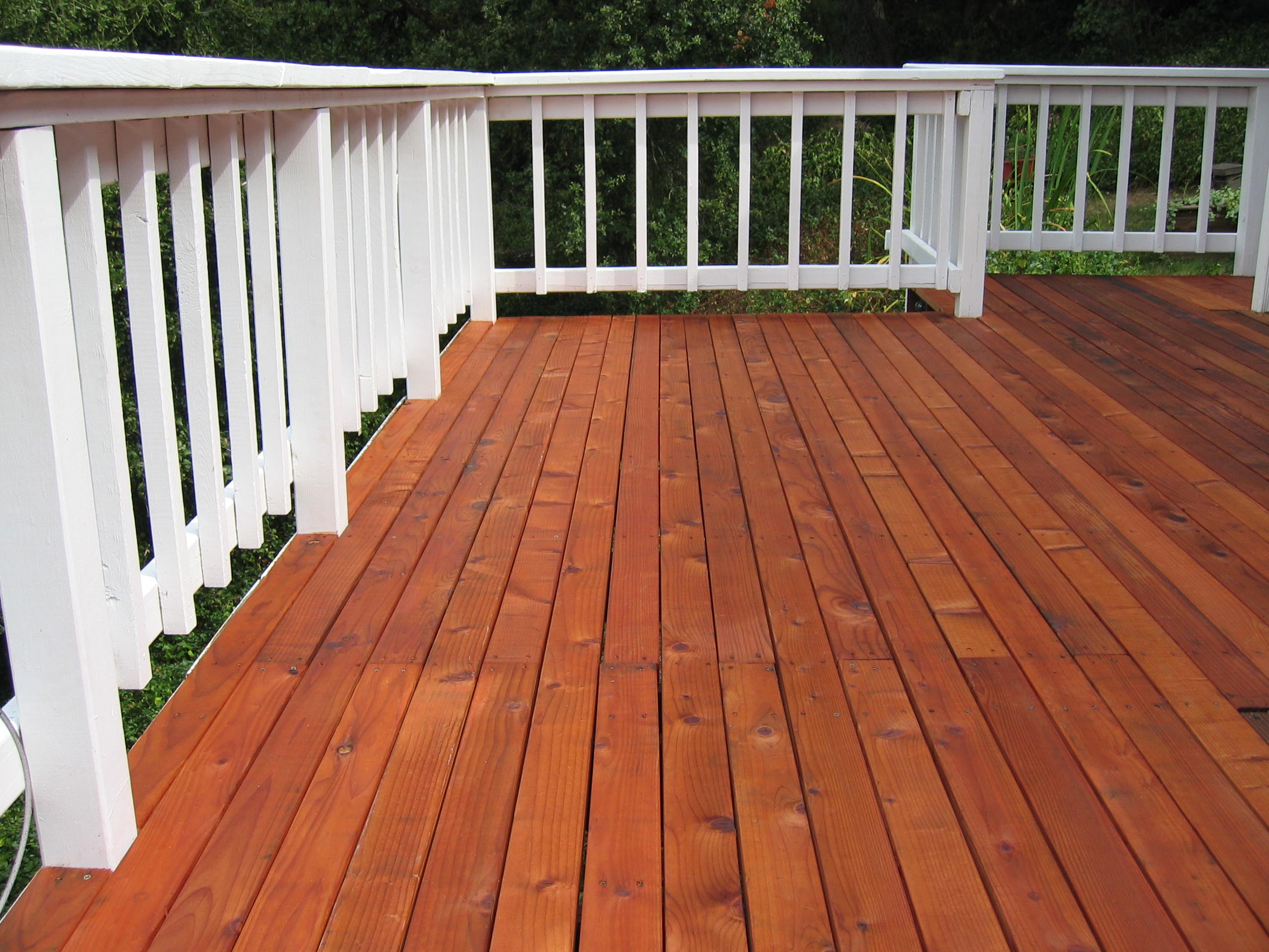 Deck Stain Paint Lovely Deck Refinishing 101