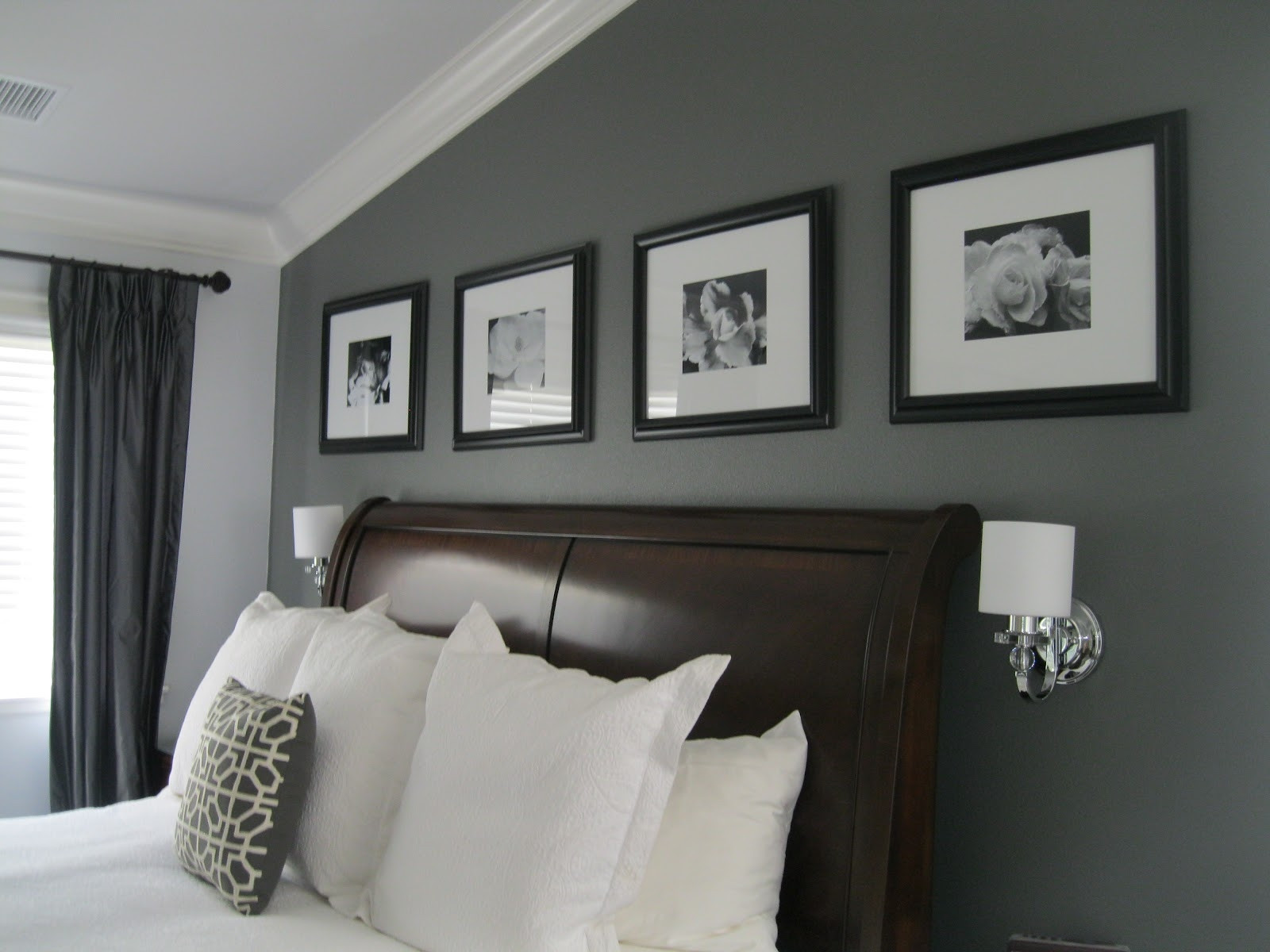 Gray Paint For Bedroom  Elegant Gray Paint Colors for Bedrooms