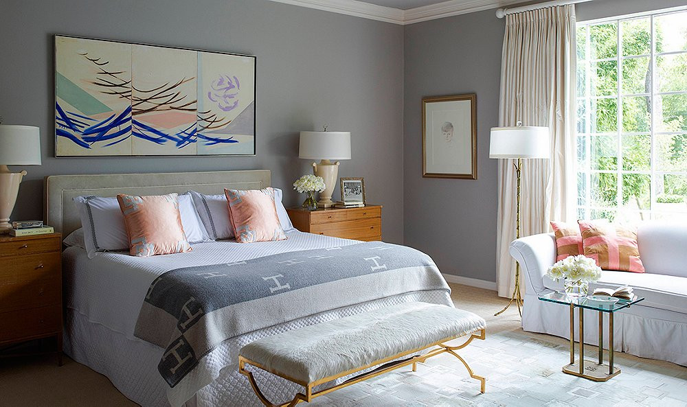 Gray Paint For Bedroom  The Best Gray Paint Colors Interior Designers Love