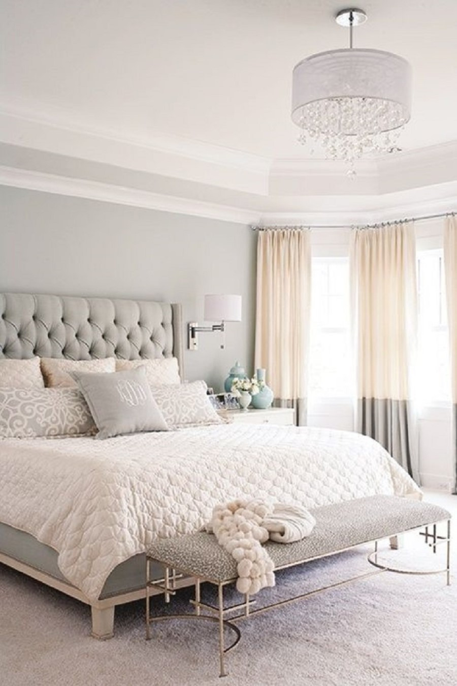 Gray Paint For Bedroom  Best Paint Colors for Small Room – Some Tips – HomesFeed