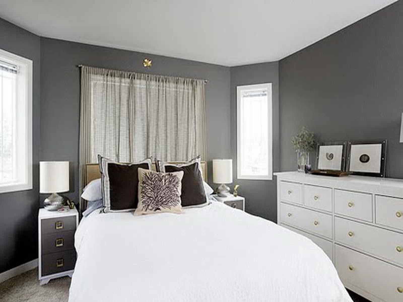 Gray Paint For Bedroom  Grey Paint Colors for Modern and Minimalist Home MidCityEast