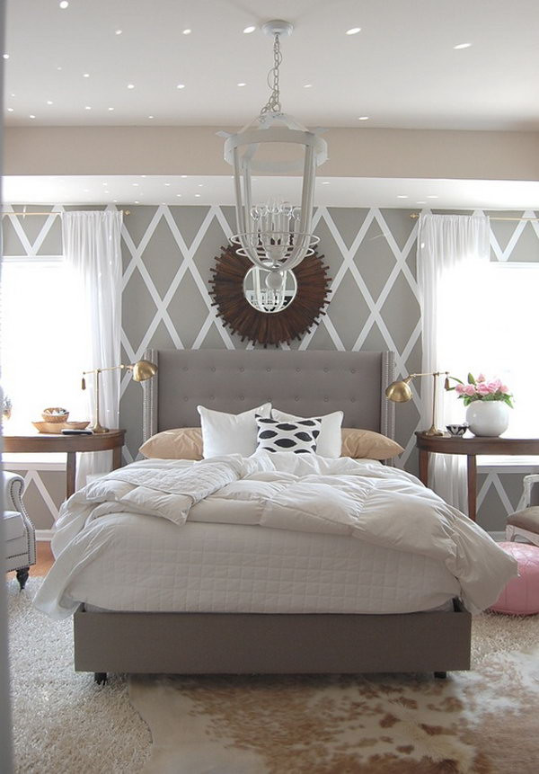 Gray Paint For Bedroom  45 Beautiful Paint Color Ideas for Master Bedroom Hative