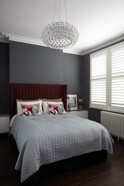 Gray Paint For Bedroom  29 of the Best Gray Paint Colors for Bedrooms 17 is