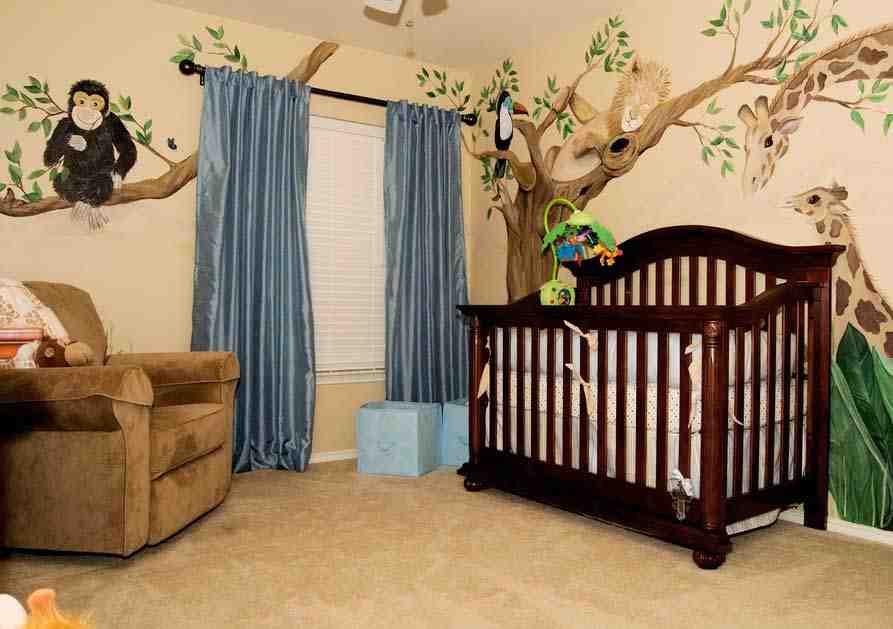 Jungle Baby Room Decor  Jungle Theme Baby Room Decor Decor IdeasDecor Ideas