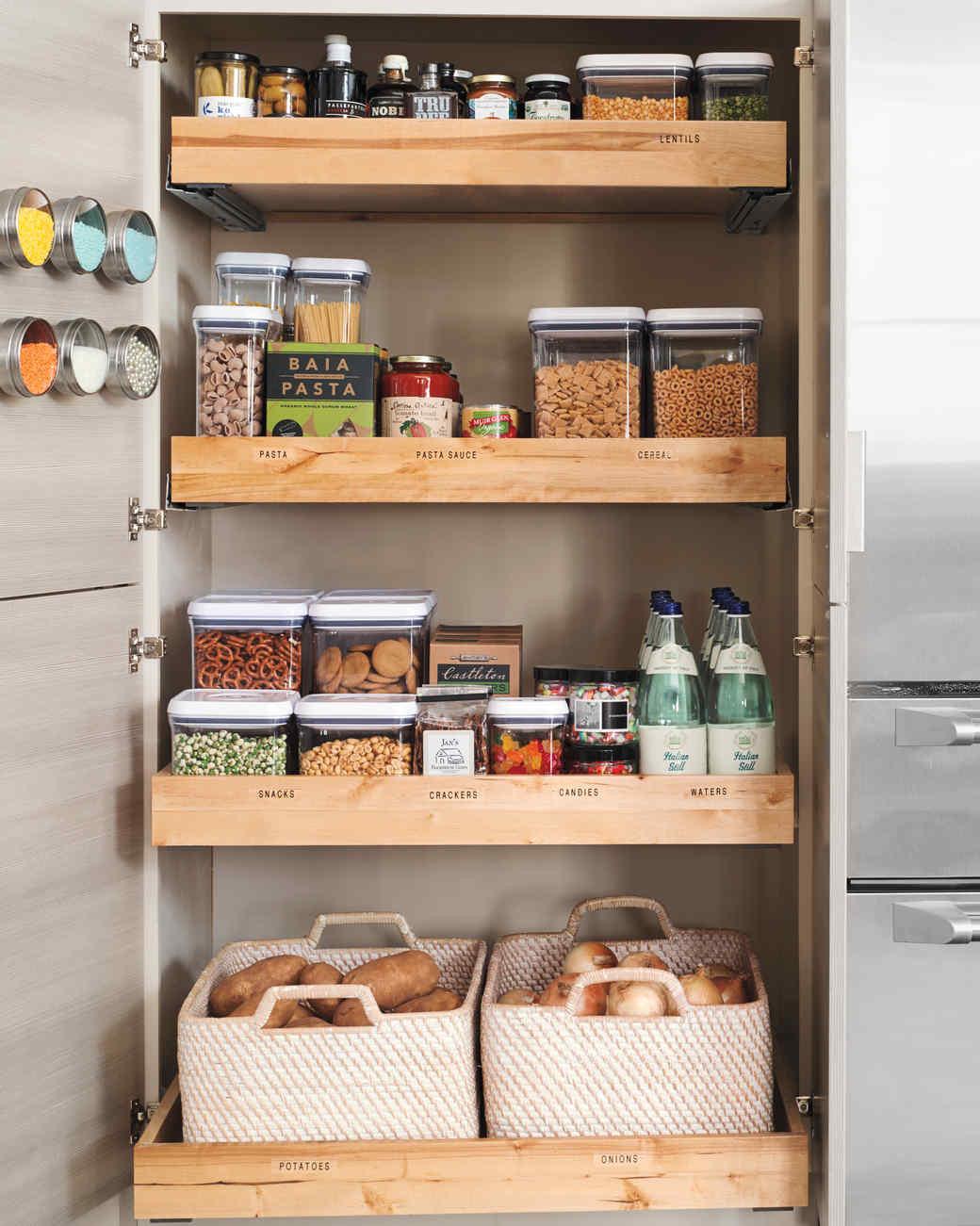 Kitchen Storage Pantry Unique 10 Best Pantry Storage Ideas