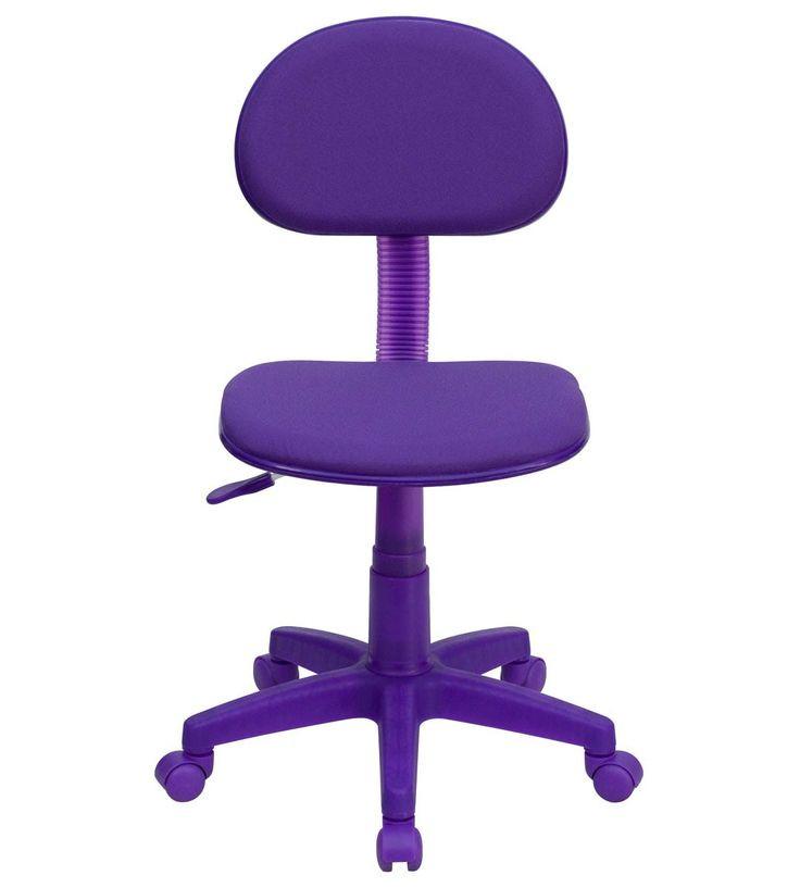 Purple Kids Chair