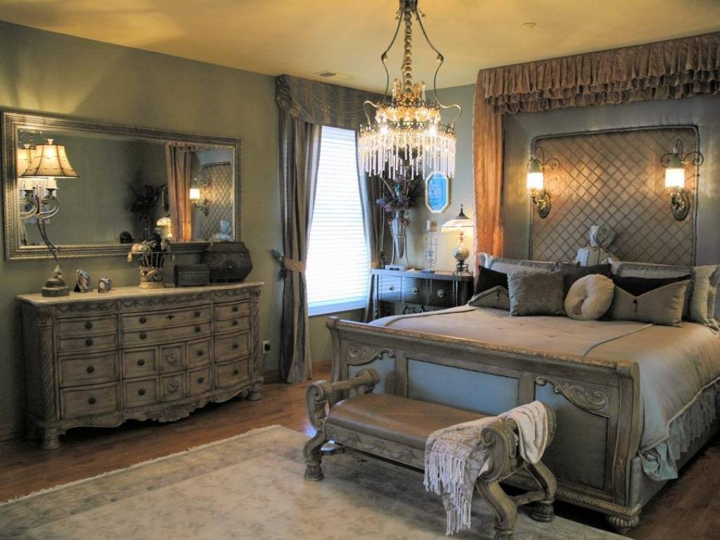 Romantic Bedroom Decor Ideas  27 Modern Rustic Bedroom Decorating Ideas For Any Home
