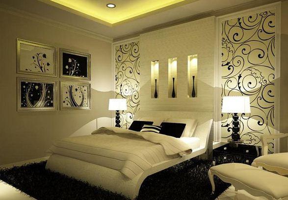 Romantic Bedroom Decor Ideas  Tricks to Decorate Most Romantic Bedroom