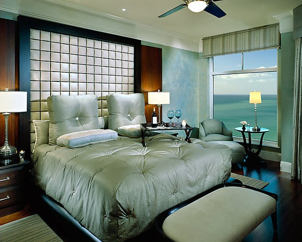Romantic Bedroom Decor Ideas  Modern Furniture 2014 Romantic Valentine's Day Bedroom
