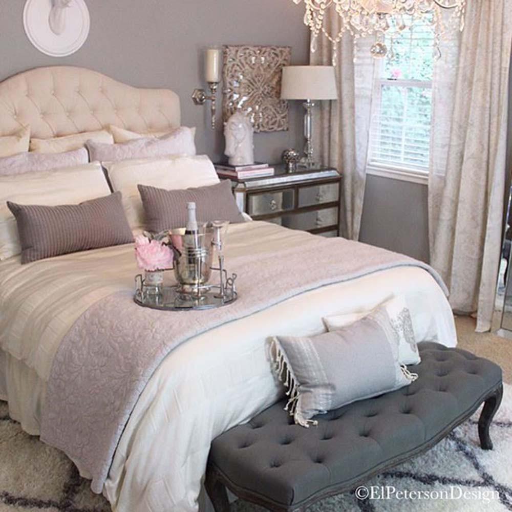 Romantic Bedroom Decor Ideas  7 Romantic Bedroom Ideas January 2020 Toolversed