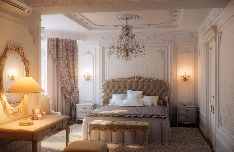 Romantic Bedroom Decor Ideas  30 Romantic Master Bedroom Designs