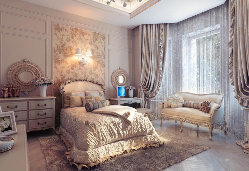 Romantic Bedroom Decor Ideas  35 Inspiring Traditional Bedroom Ideas