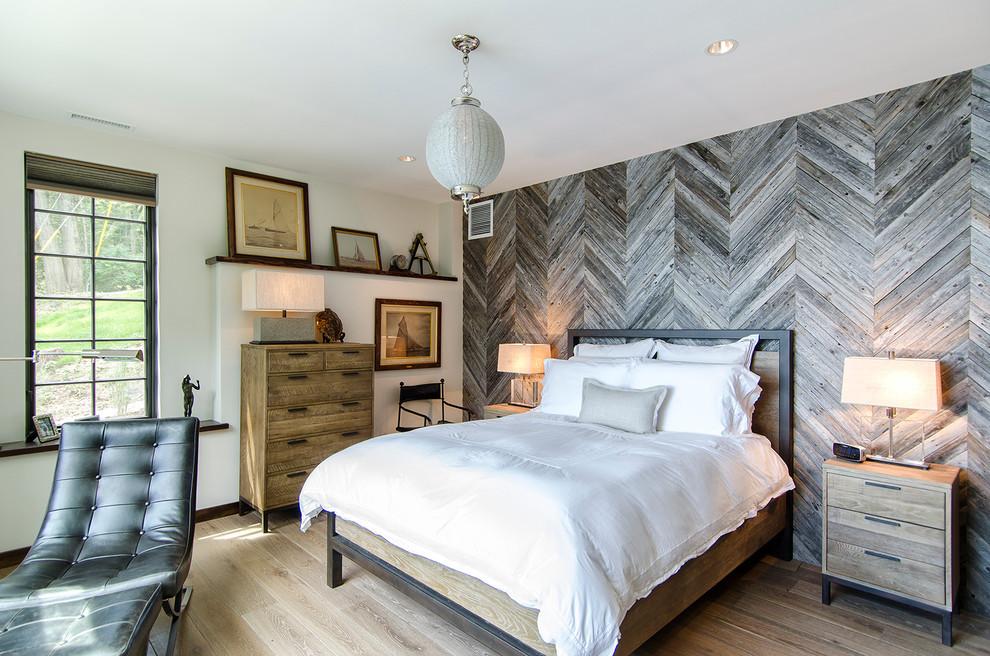 Rustic Contemporary Bedroom  65 Cozy Rustic Bedroom Design Ideas DigsDigs