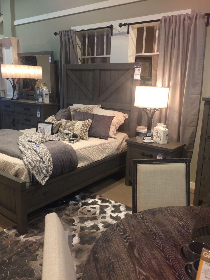 Rustic Contemporary Bedroom  Best 25 Rustic grey bedroom ideas on Pinterest